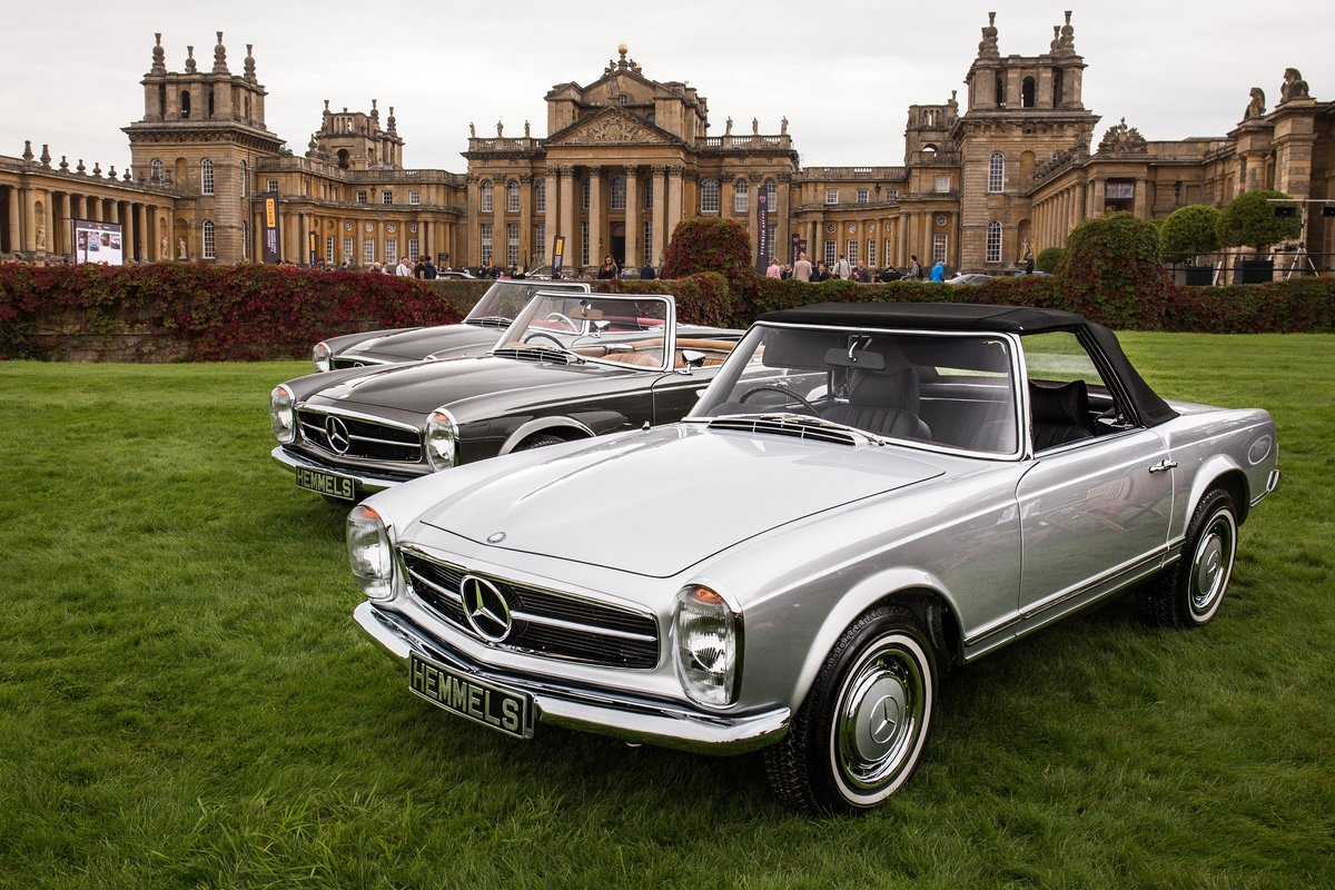 1969 Exclusive 280 SL Roadster W113 Pagoda by Hemmels For Sale (picture 3 of 6)