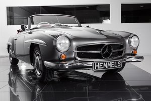 Stunning 190 SL Roadster W121 by Hemmels  For Sale