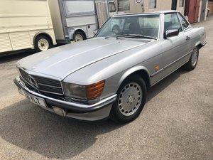 1986 MERCEDES 300SL/ 380sl / 500sl  WANTED