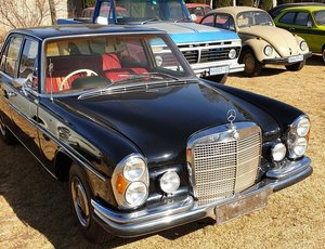 1968 Mercedes Benz 280 SE Auto  For Sale