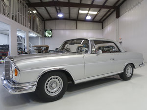 1964 Mercedes-Benz 300SE Sunroof Coupe For Sale