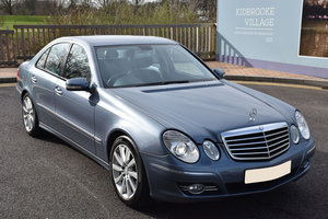 2007 Mercedes Benz E220 CDI Avantgarde FSH For Sale