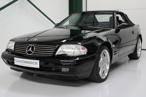 2001 Mercedes-Benz SL320 Final Edition Facelift