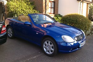1997 Bargain Mercedes 230SLK For Sale