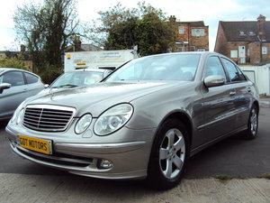 2005 Mercedes W211 – E280 E Class Avantgarde Auto SOLD