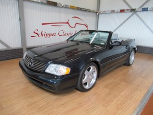 2001 Mercedes 500SL R129 Second Owner Last Model Year For Sale