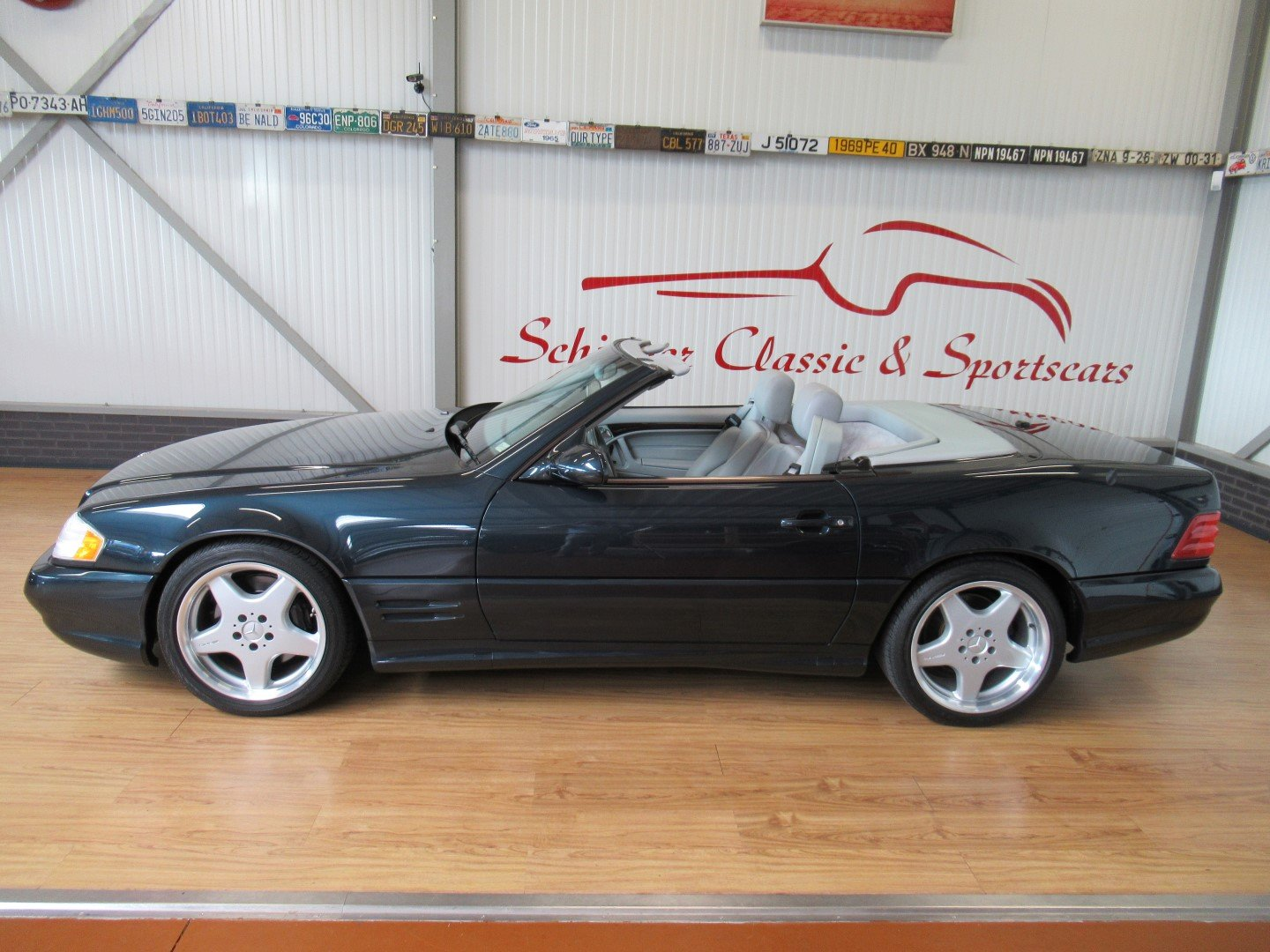 2001 Mercedes 500SL R129 Second Owner Last Model Year For Sale (picture 2 of 6)