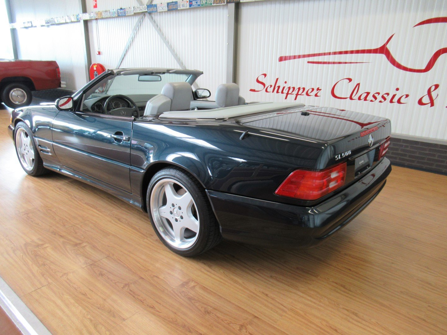 2001 Mercedes 500SL R129 Second Owner Last Model Year For Sale (picture 3 of 6)