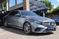 Picture of 2017 Mercedes E350 Hybrid Premium AMG Line - 3,500 Miles  SOLD