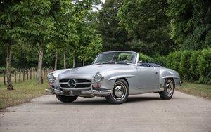 1962 Mercedes-Benz 190SL For Sale