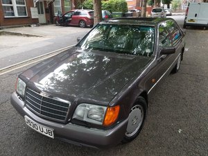 1992 beautiful Mercedes W140 S400 SE ONLY 42,000 miles For Sale