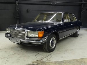 1978 MERCEDES-BENZ 350 SE For Sale by Auction