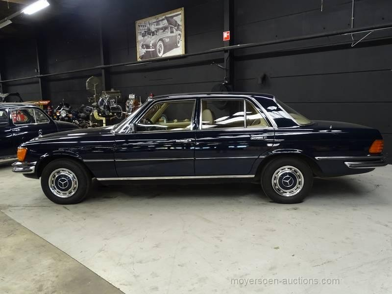 1978 MERCEDES-BENZ 350 SE For Sale by Auction (picture 2 of 6)