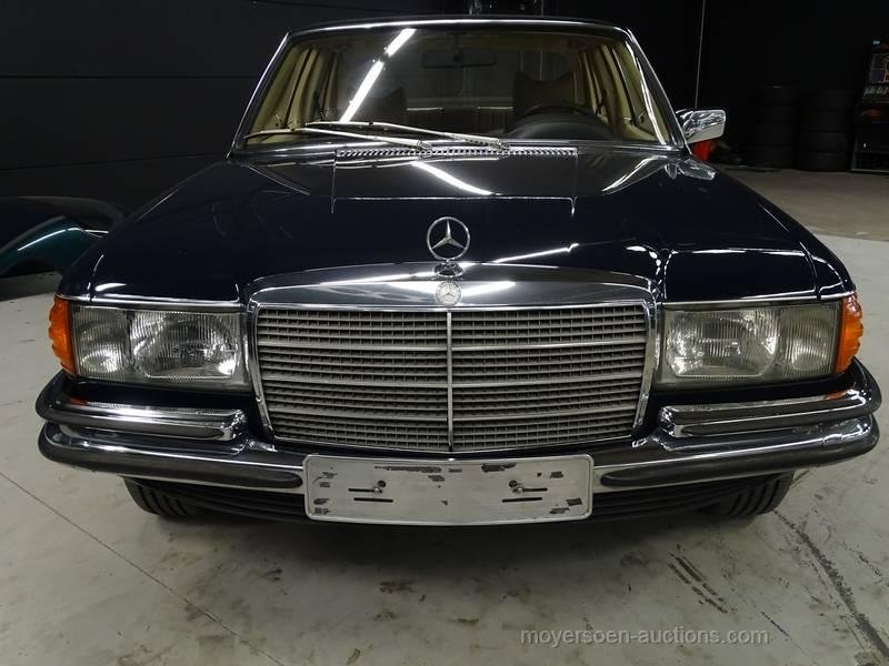 1978 MERCEDES-BENZ 350 SE For Sale by Auction (picture 4 of 6)