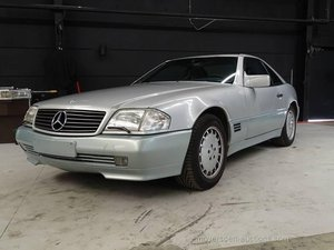 1990 MERCEDES-BENZ SL 300 24 V For Sale by Auction
