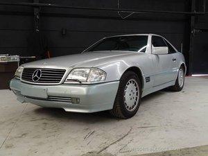 1990 MERCEDES-BENZ SL 300 24 V