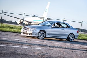 2003 BRABUS CLK 6.1 (Extensively Documented) For Sale