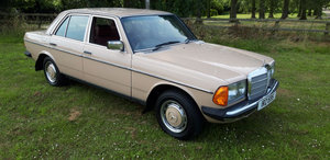1983 MERCEDES 240D For Sale