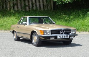 1985 Mercedes-Benz 280 SL For Sale by Auction