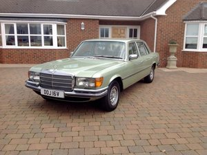 1980 Mercedes-Benz 450 SEL For Sale by Auction
