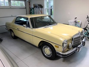 1973 Mercedes-Benz 280 C For Sale by Auction