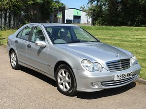 2005 55 Mercedes C200 CDI Automatic - Stunning Condition