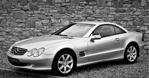 2004 Mercedes Benz SL350 R230 V6 For Sale