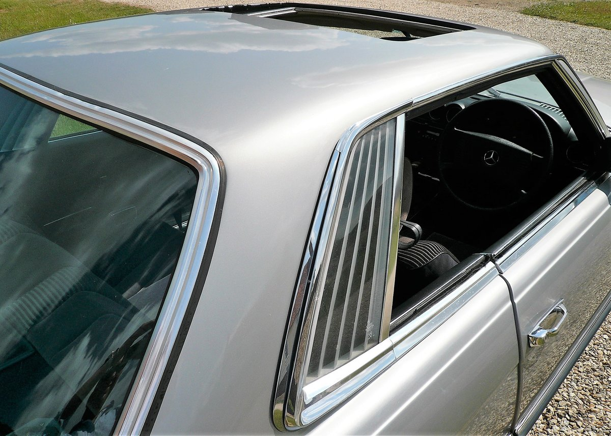 1979 Mercedes 450SLC C107. Restored example For Sale (picture 4 of 6)