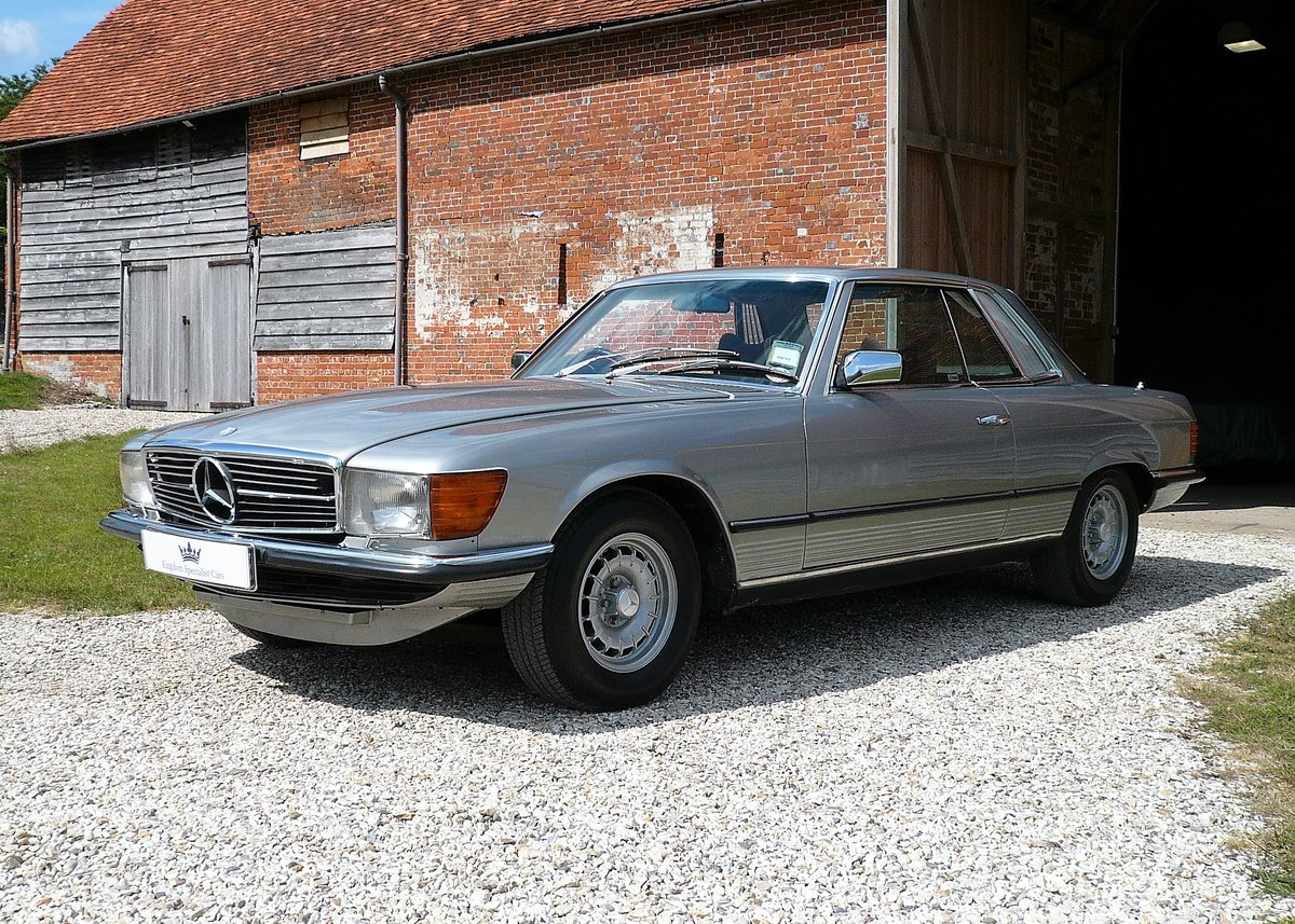 1979 Mercedes 450SLC C107. Restored example For Sale (picture 5 of 6)