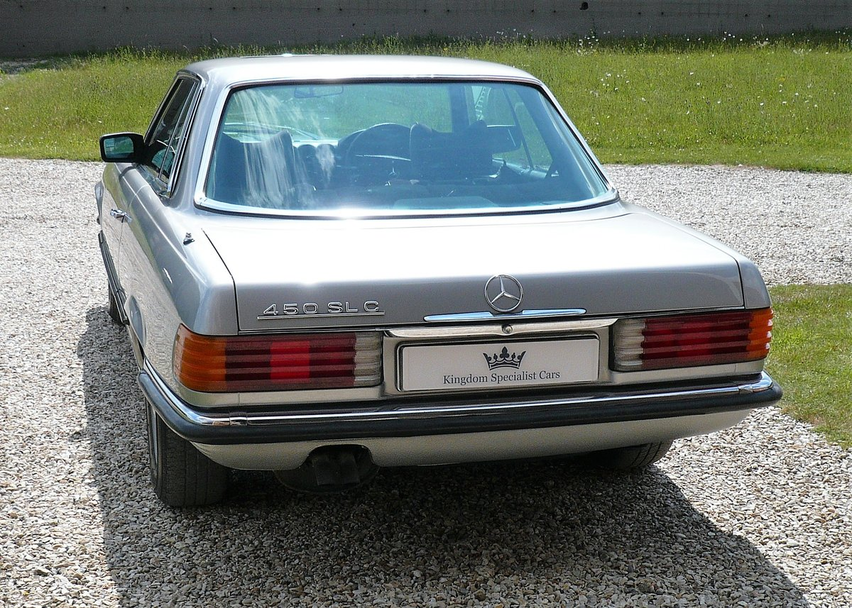 1979 Mercedes 450SLC C107. Restored example For Sale (picture 6 of 6)