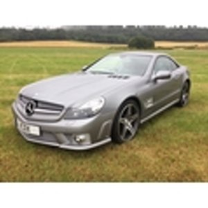 EXTRA LOT: Lot 47 - A 2008 Mercedes SL63 AMG - 21/07/2019 For Sale by Auction