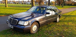 1995 Mercedes 420 SEL Only 47500 Miles Genuine For Sale
