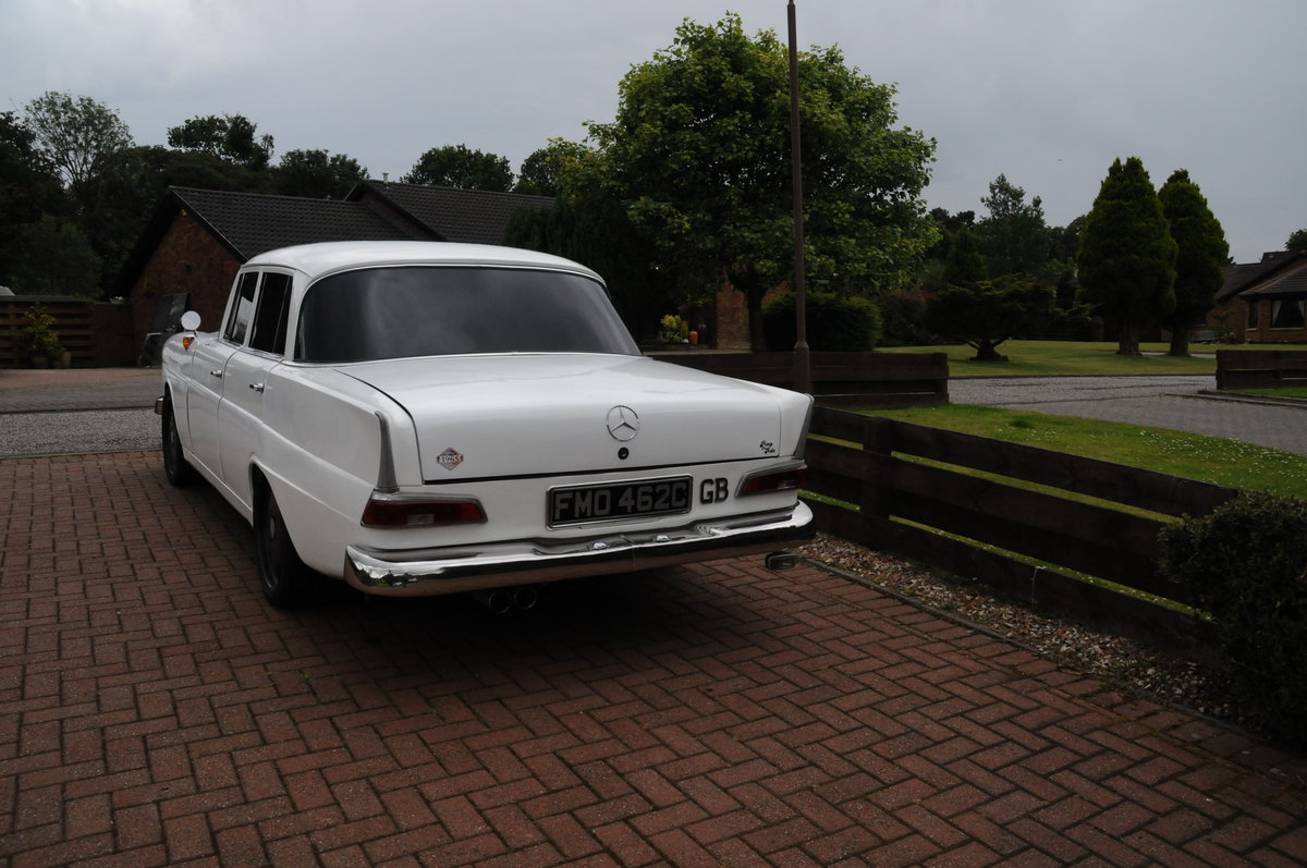 1965 AMG Fintail custom £8000  For Sale (picture 2 of 5)