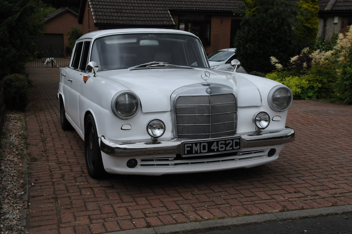 1965 AMG Fintail custom £8000  For Sale (picture 3 of 5)