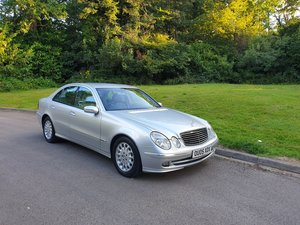 2005 Bargain £895.. Mercedes E270 CDi Avantgarde.. SOLD