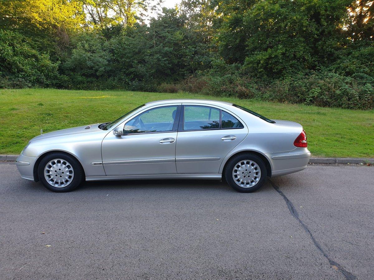 2005 Bargain £895.. Mercedes E270 CDi Avantgarde.. SOLD (picture 2 of 6)