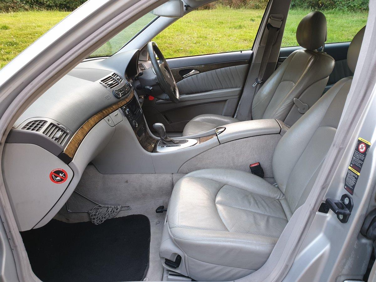 2005 Bargain £895.. Mercedes E270 CDi Avantgarde.. SOLD (picture 3 of 6)