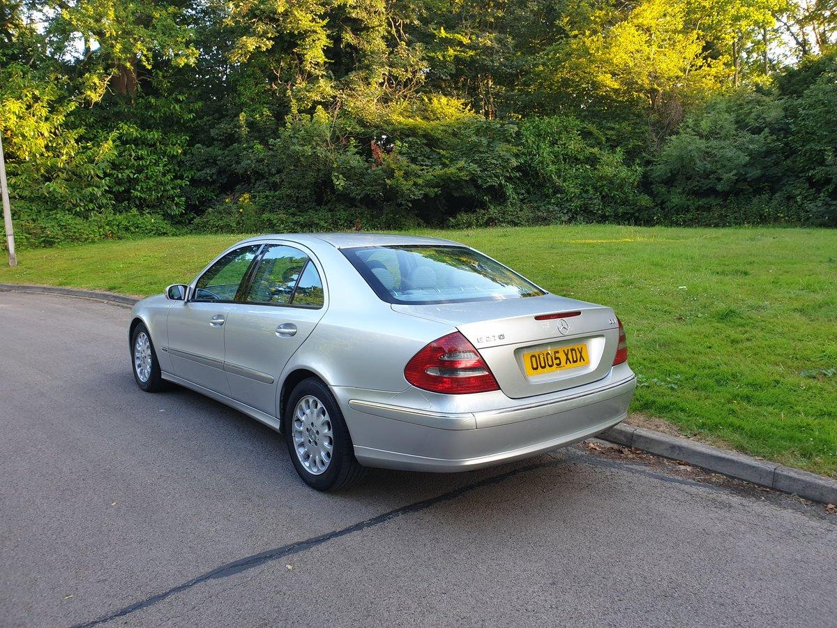2005 Bargain £895.. Mercedes E270 CDi Avantgarde.. SOLD (picture 6 of 6)