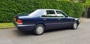 1995 420 SEL  LWB with 47000m For Sale