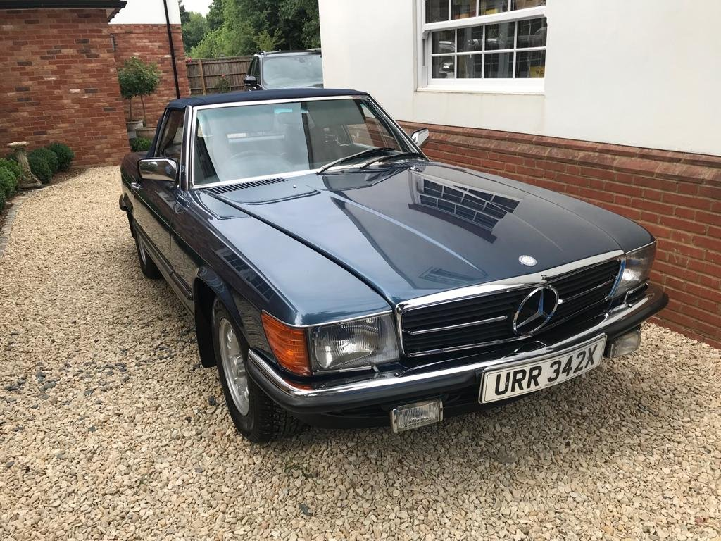 1982 Mercedes 500sl / 380 sl  / 420 sl / Wanted  For Sale (picture 1 of 1)