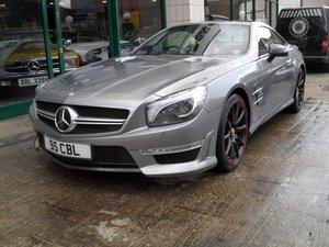 2012 Mercedes Benz SL63 For Sale