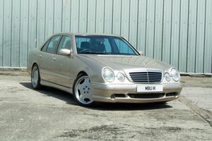 2000 Mercedes-Benz E55 Sport (W210)