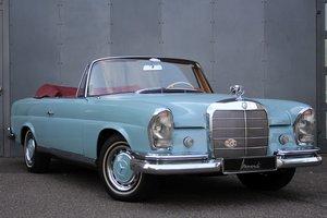 1972 Mercedes-Benz 220 SEB Cabriolet LHD For Sale