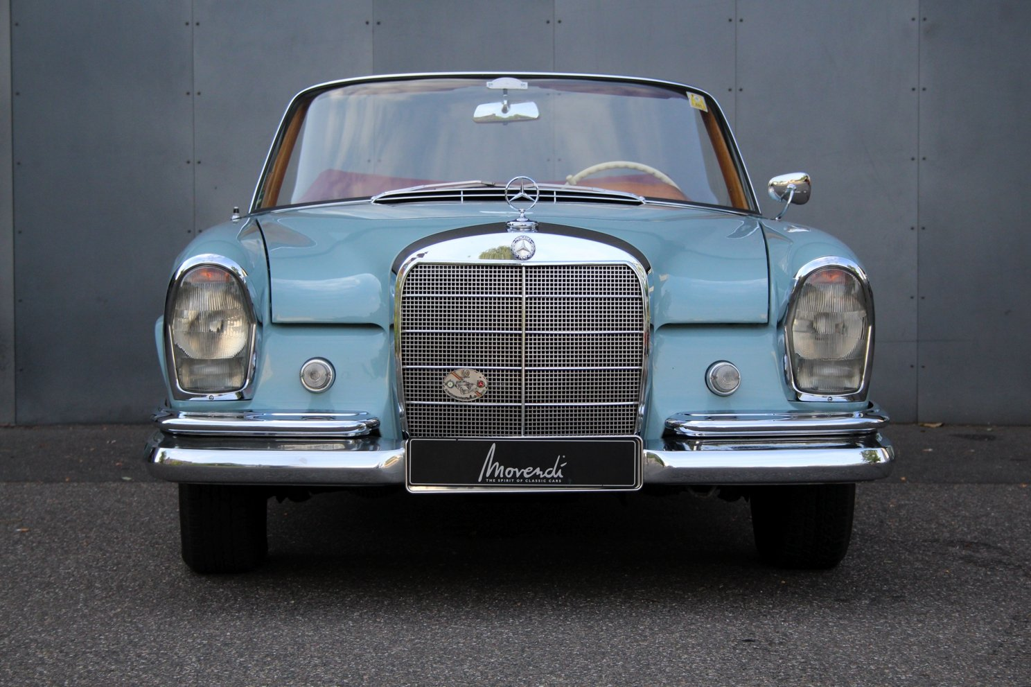 1972 Mercedes-Benz 220 SEB Cabriolet LHD For Sale (picture 6 of 6)