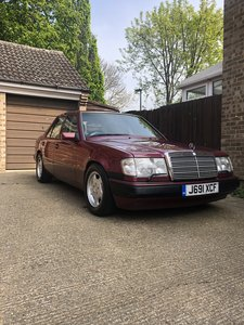 Mercedes 300E For Sale | Car and Classic