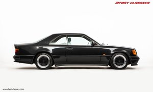 1990 MERCEDES 300CE 3.4-24V AMG WIDEBODY // PRE MERGER AMG 3.4 For Sale