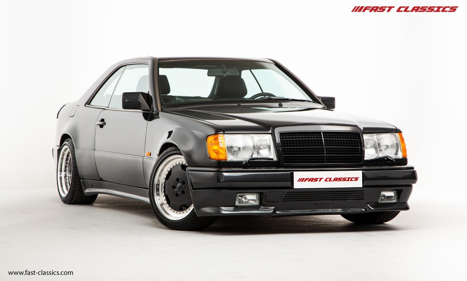 1990 MERCEDES 300CE 3.4-24V AMG WIDEBODY // PRE MERGER AMG 3.4 For Sale (picture 2 of 6)
