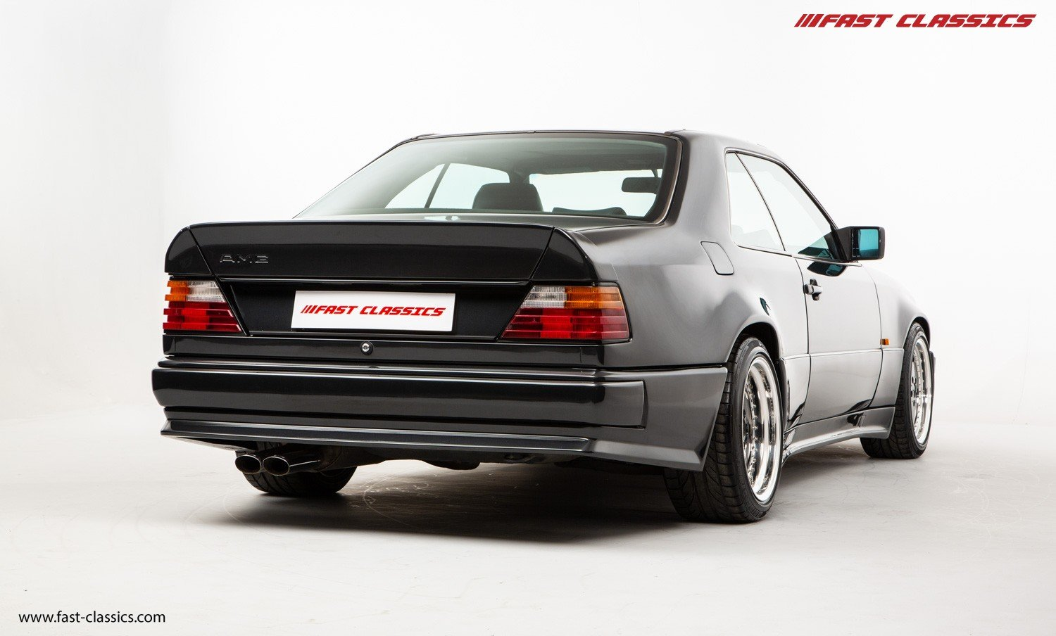 1990 MERCEDES 300CE 3.4-24V AMG WIDEBODY // PRE MERGER AMG 3.4 For Sale (picture 3 of 6)