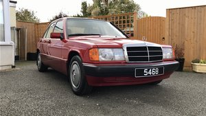 1993 Mercedes 190 2.0 Auto For Sale