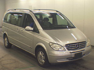 2004 MERCEDES-BENZ VIANO AMBIENTE 3.2 V6 AUTOMATIC * FULL LEATHER For Sale